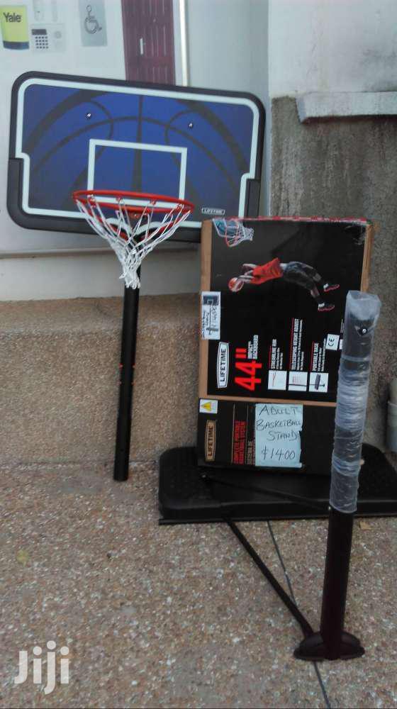 Adult Teen Basketball Stand New Hoop 10ft