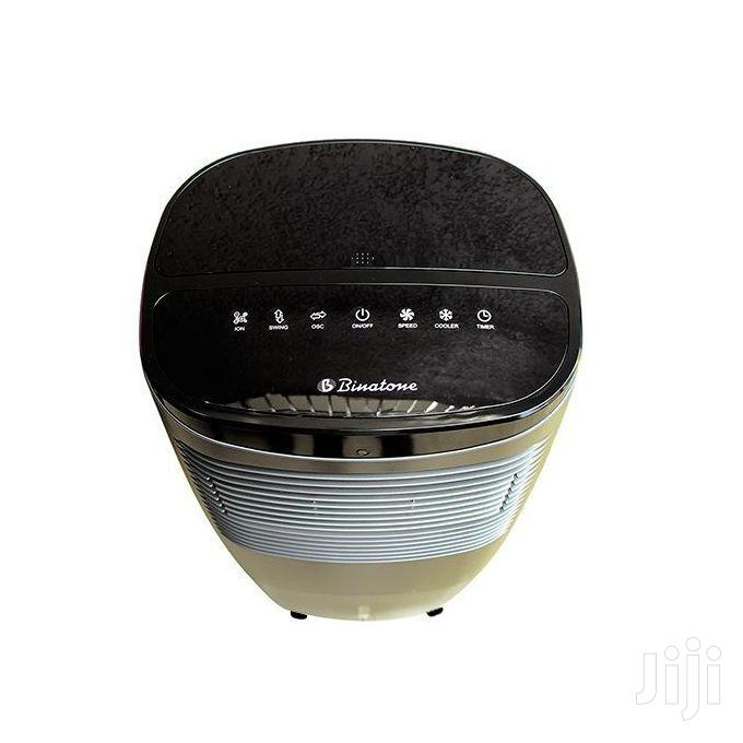 Binatone BAC-201 Air Cooler – Black/Grey | Home Appliances for sale in East Legon, Greater Accra, Ghana