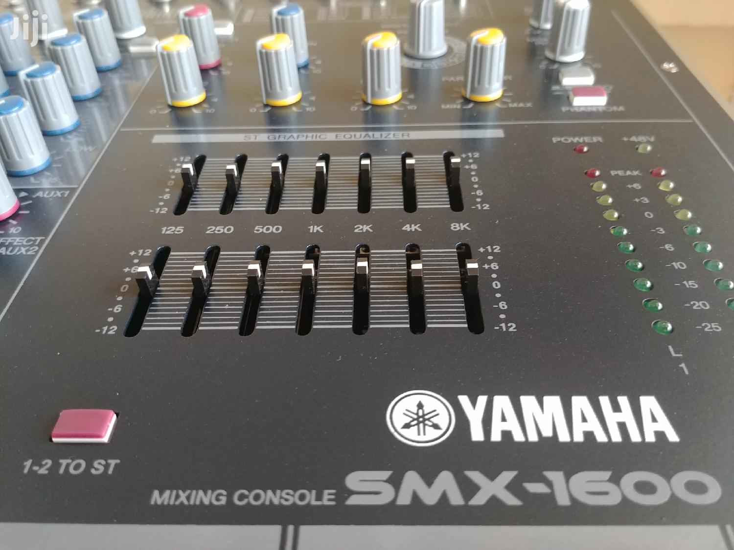 Yamaha SMX-1600 16 Channel Mixer | Audio & Music Equipment for sale in Avenor Area, Greater Accra, Ghana