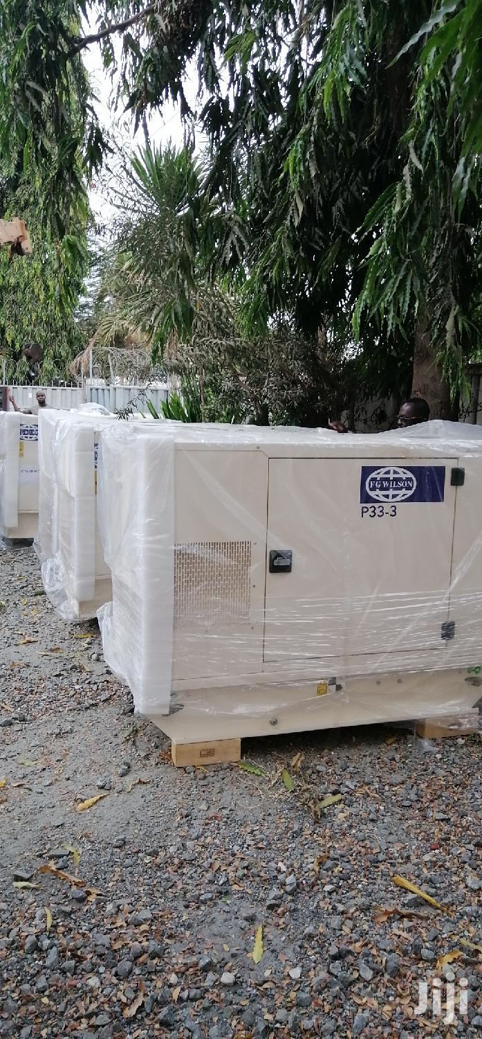 Brand New Generator Set Available In All Sizes