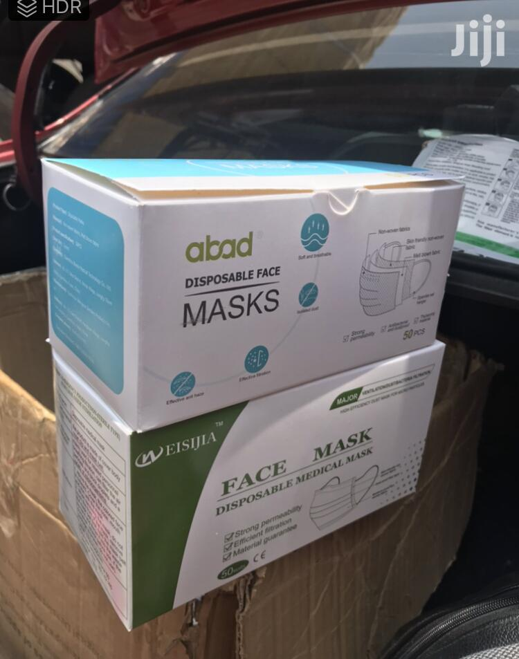 Nose Mask ( Face Mask ) | Medical Supplies & Equipment for sale in Accra Metropolitan, Greater Accra, Ghana