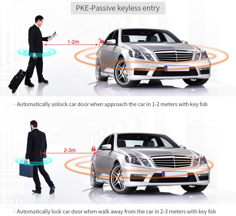 Car Alarm With Remote Start N Push to Start Systems /PKE Sys | Vehicle Parts & Accessories for sale in Accra Metropolitan, Greater Accra, Ghana