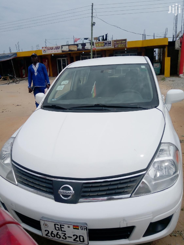 Nissan Versa 2010 1.6 White