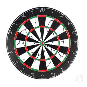 Super Big 17inches Double Sided Flocked Dart Board Game | Books & Games for sale in Greater Accra, Ga East Municipal