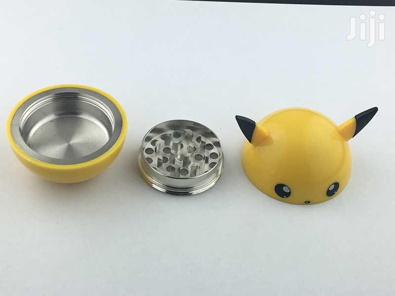 Pokemon Grinder / Crusher | Tobacco Accessories for sale in Darkuman, Greater Accra, Ghana