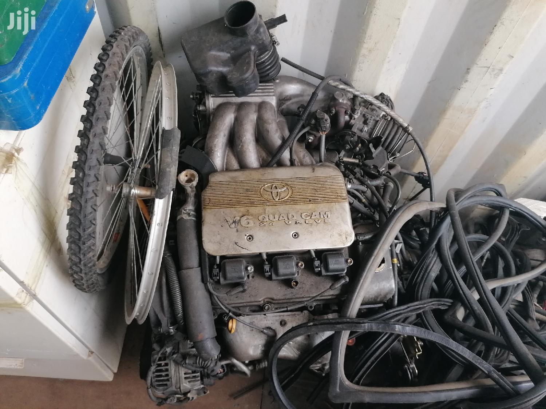 Archive: Toyota Camry V6 Engine