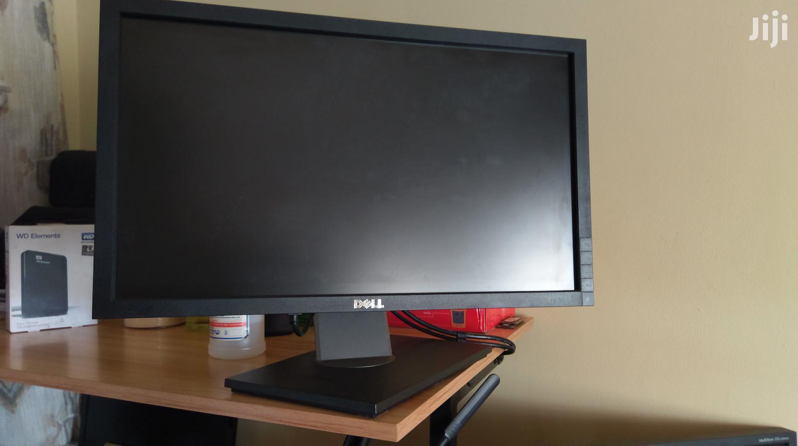 Dell Monitor 22'' | Computer Monitors for sale in Sunyani Municipal, Brong Ahafo, Ghana