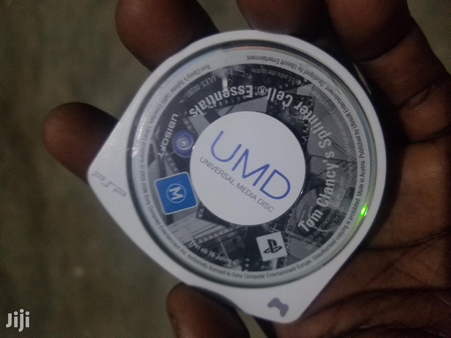 Archive: Psp With 6 Games For Sale