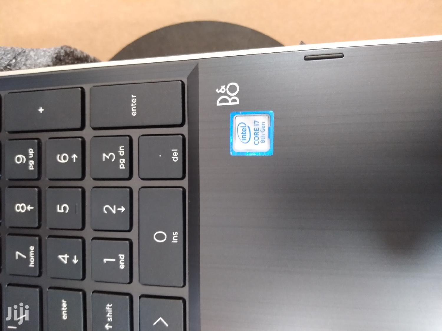Archive: New Laptop HP Pavilion 15 8GB Intel Core I7 HDD 1T
