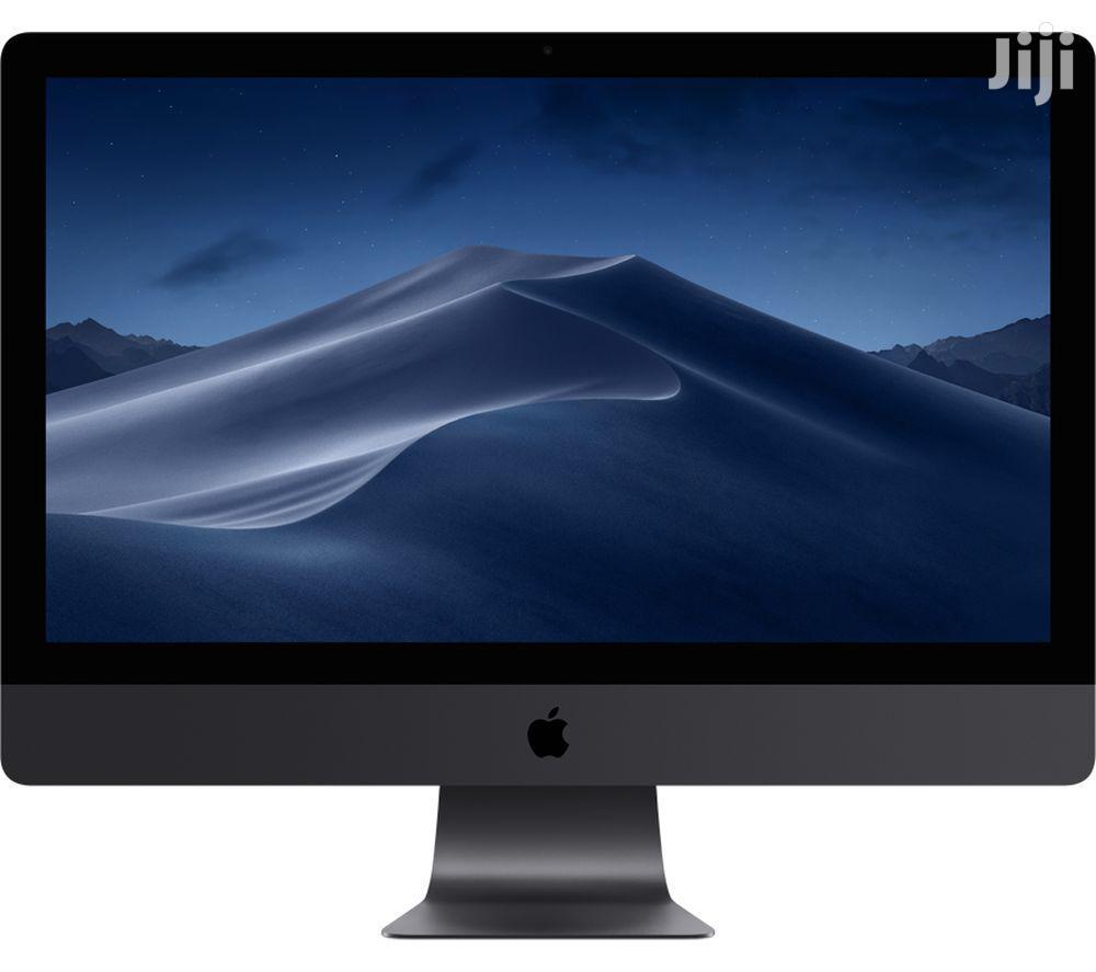 New Desktop Computer Apple iMac Pro 32GB Intel Xeon SSD 1T
