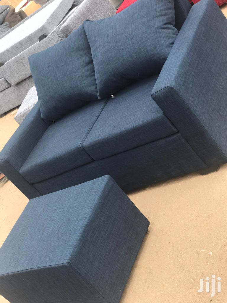 Archive: Brand New Sofa