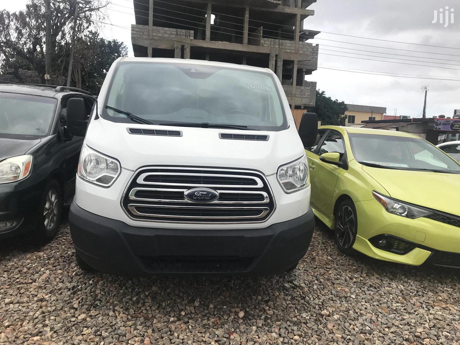 Ford Transit 350 XLT 2016