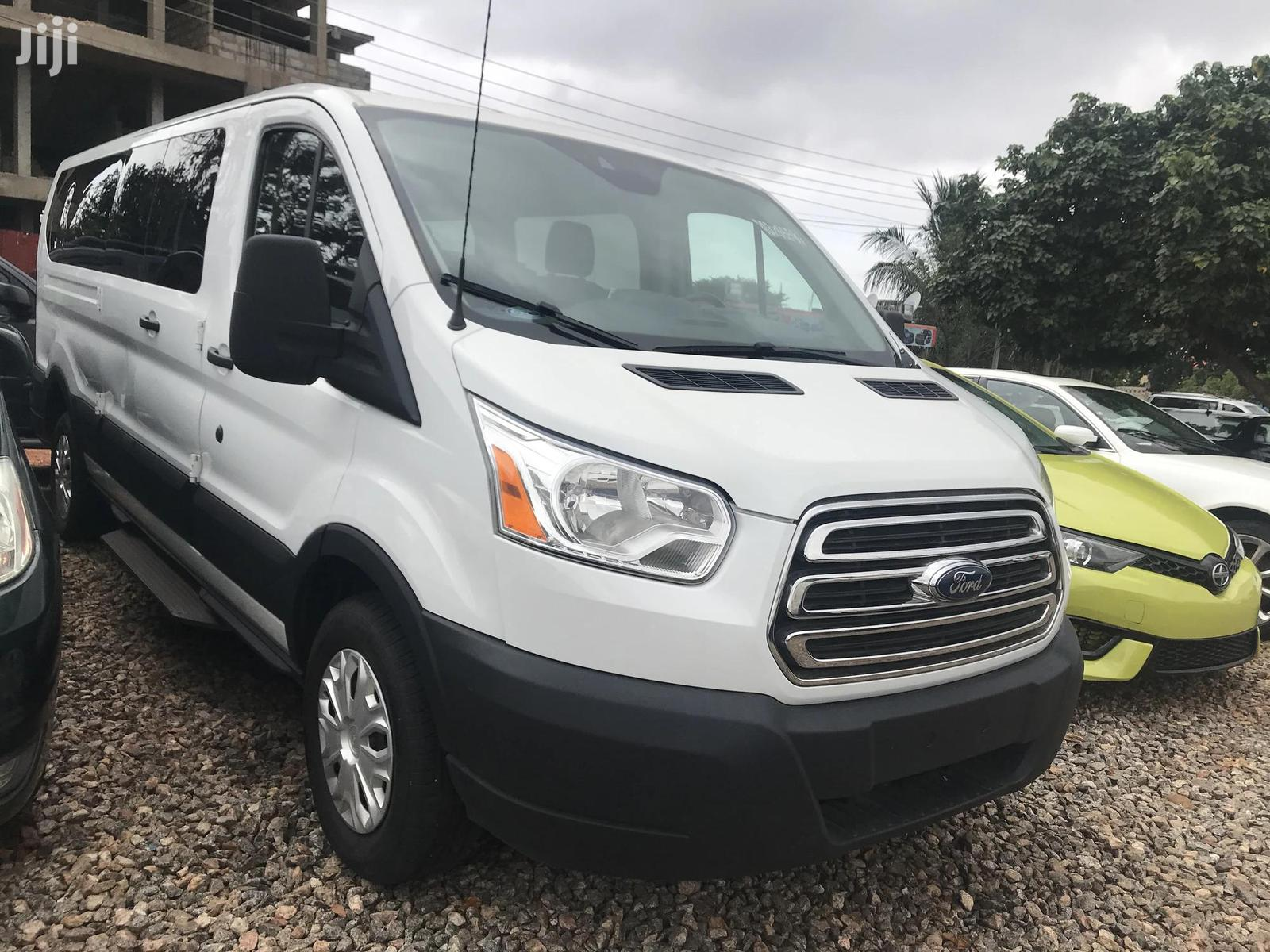 Ford Transit 350 XLT 2016   Buses & Microbuses for sale in Dzorwulu, Greater Accra, Ghana
