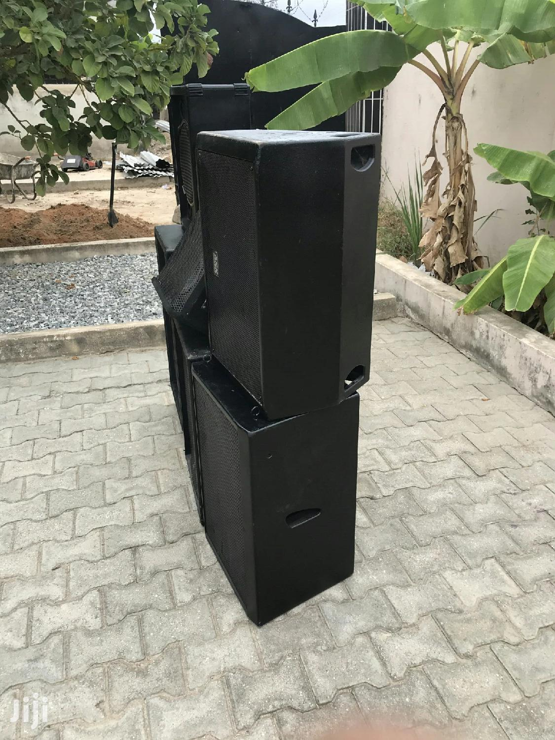 Set Of Speakers | Audio & Music Equipment for sale in Awutu Senya East Municipal, Central Region, Ghana