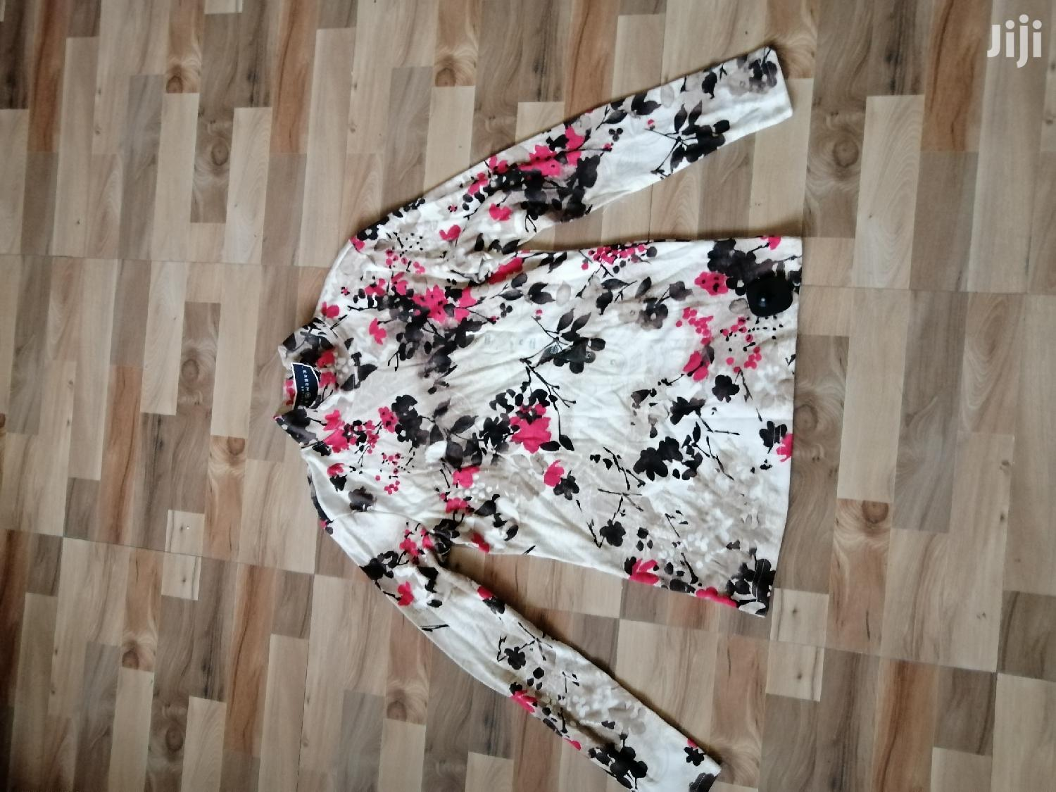 Floral Long Sleeve Top | Clothing for sale in Lartebiokorshie, Greater Accra, Ghana
