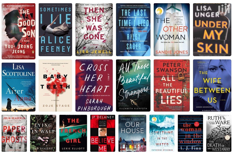Novels (Ebooks)