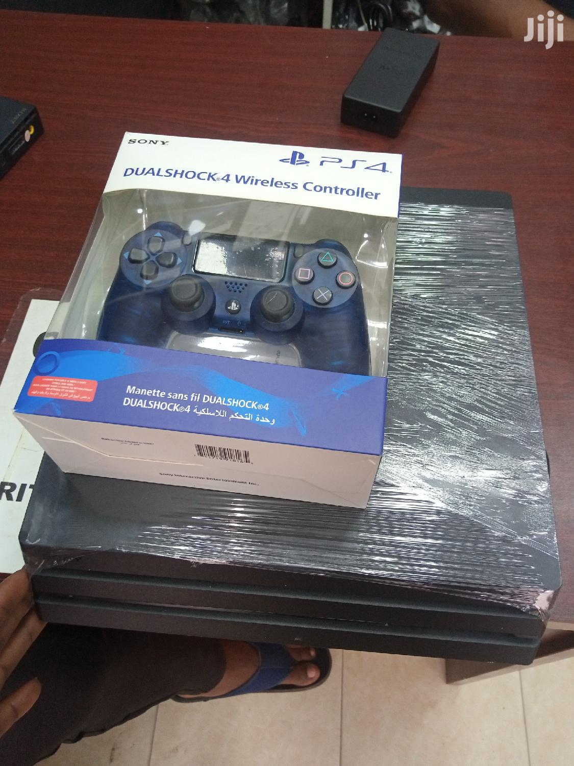 Playstation 4 Pro Loaded With 20 Games With All Accessories | Video Game Consoles for sale in Achimota, Greater Accra, Ghana