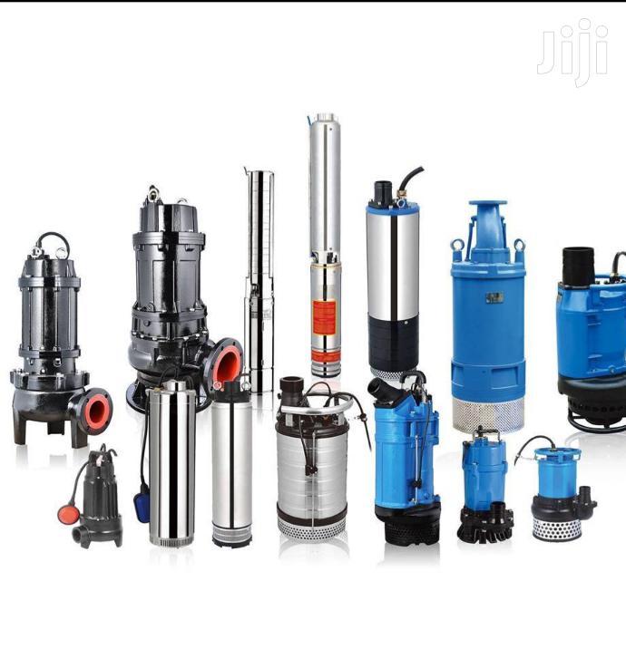 Water Pumps Repairs/ Sales | Plumbing & Water Supply for sale in Shama Ahanta East Metropolitan, Western Region, Ghana