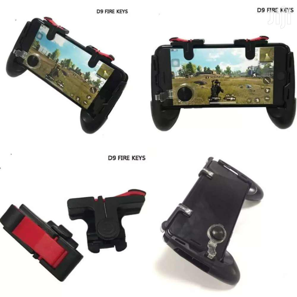 3-in-1 Pubg/ Call To Duty Game Pad For Mobile Phones | Accessories & Supplies for Electronics for sale in Adenta Municipal, Greater Accra, Ghana