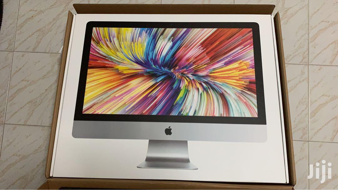 New Desktop Computer Apple iMac 8GB Intel Core I5 1T   Laptops & Computers for sale in Accra Metropolitan, Greater Accra, Ghana