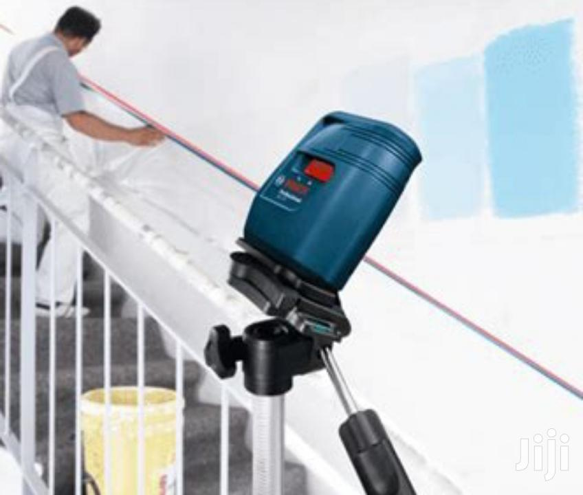 Bosch Self-leveling Cross-line Laser(Gll 3X) + Tripod   Measuring & Layout Tools for sale in Accra Metropolitan, Greater Accra, Ghana
