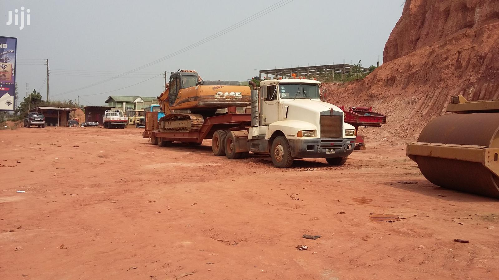 Kenworth Low Loader | Heavy Equipment for sale in Shama Ahanta East Metropolitan, Western Region, Ghana