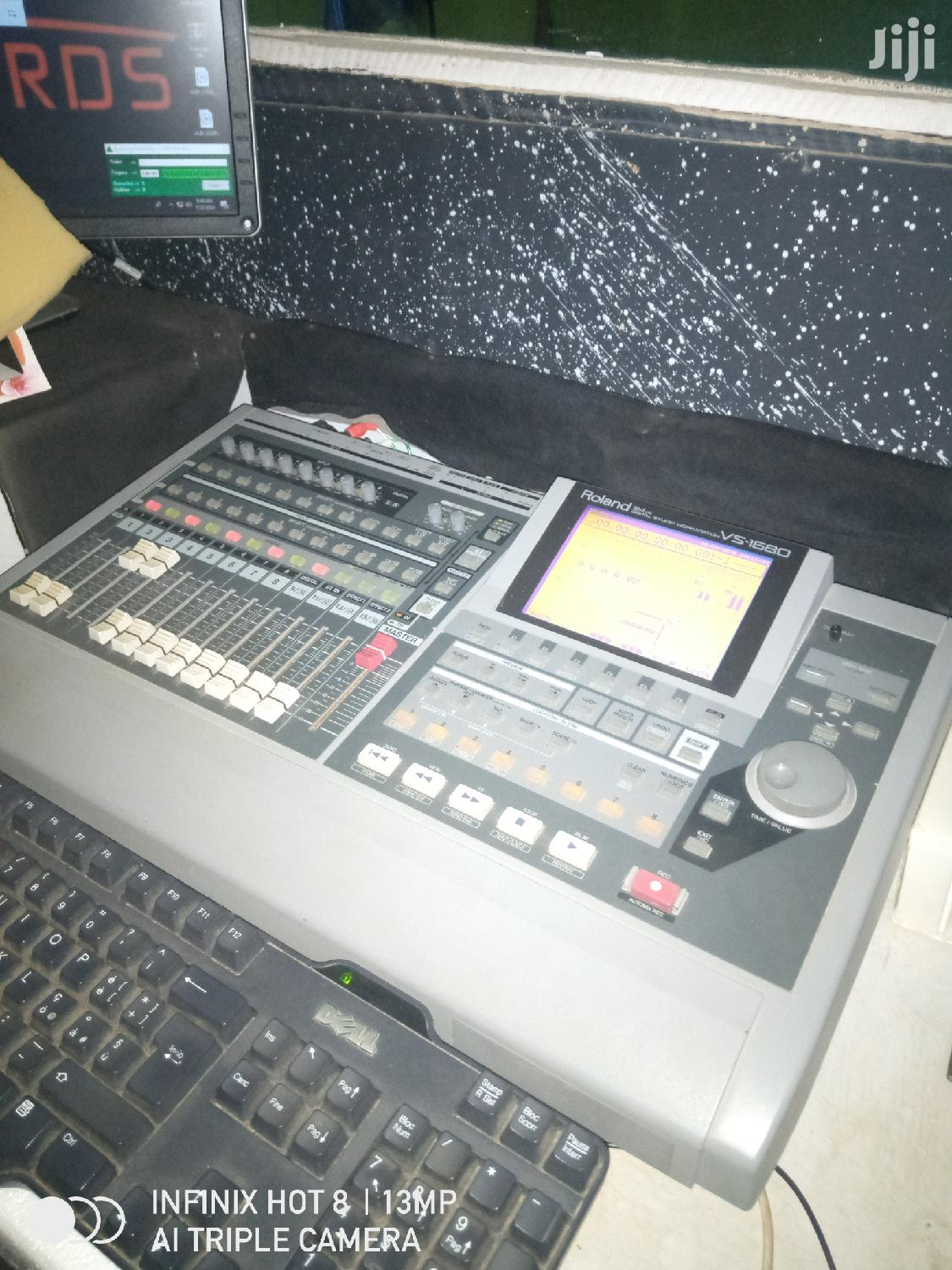 Roland Digital Mixer Going For Cool Price