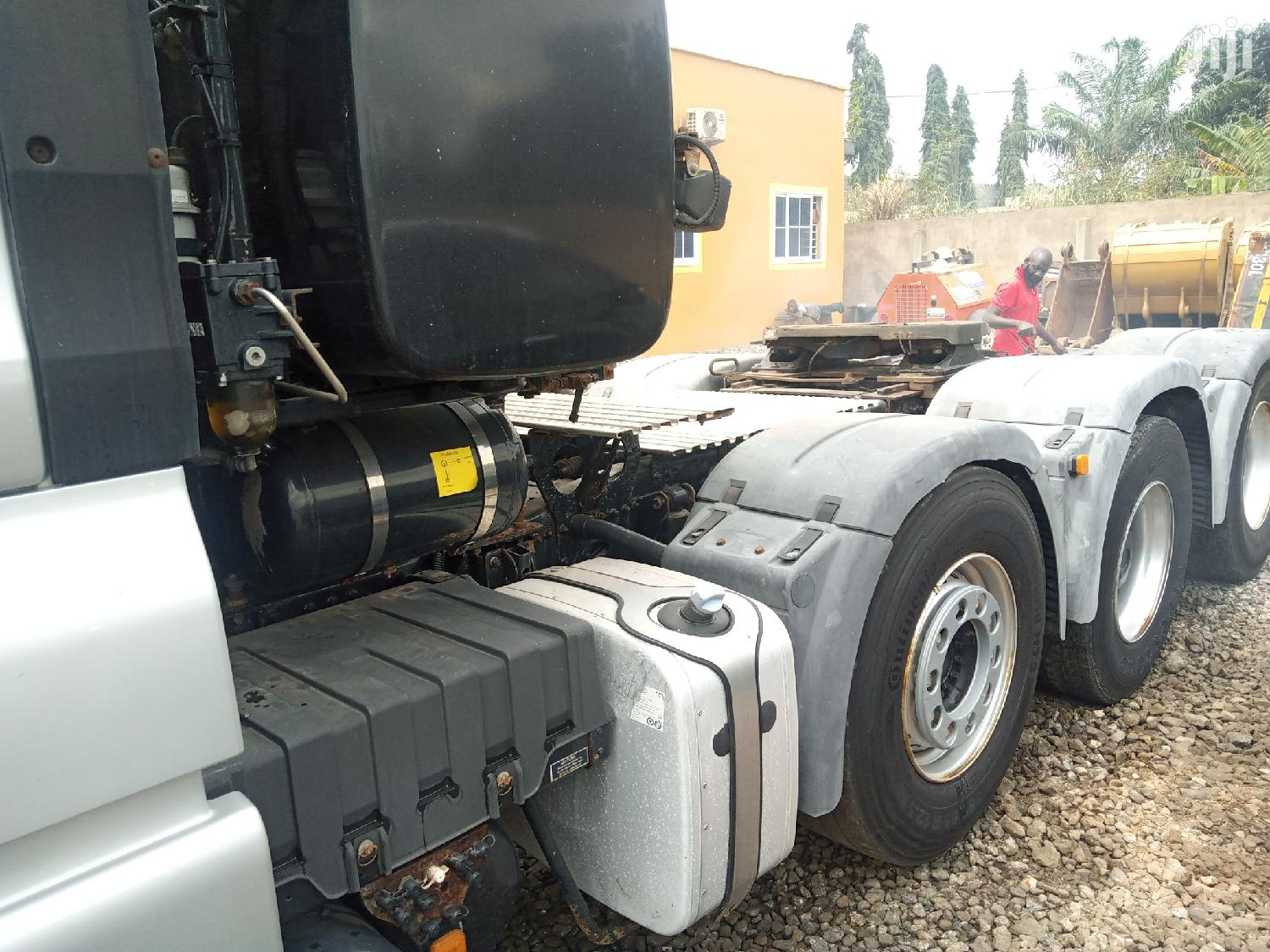 MAN Diesel Trailer Head For Sale | Trucks & Trailers for sale in Ga South Municipal, Greater Accra, Ghana