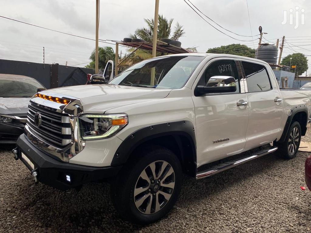 Toyota Tundra 2020 White | Cars for sale in Dansoman, Greater Accra, Ghana