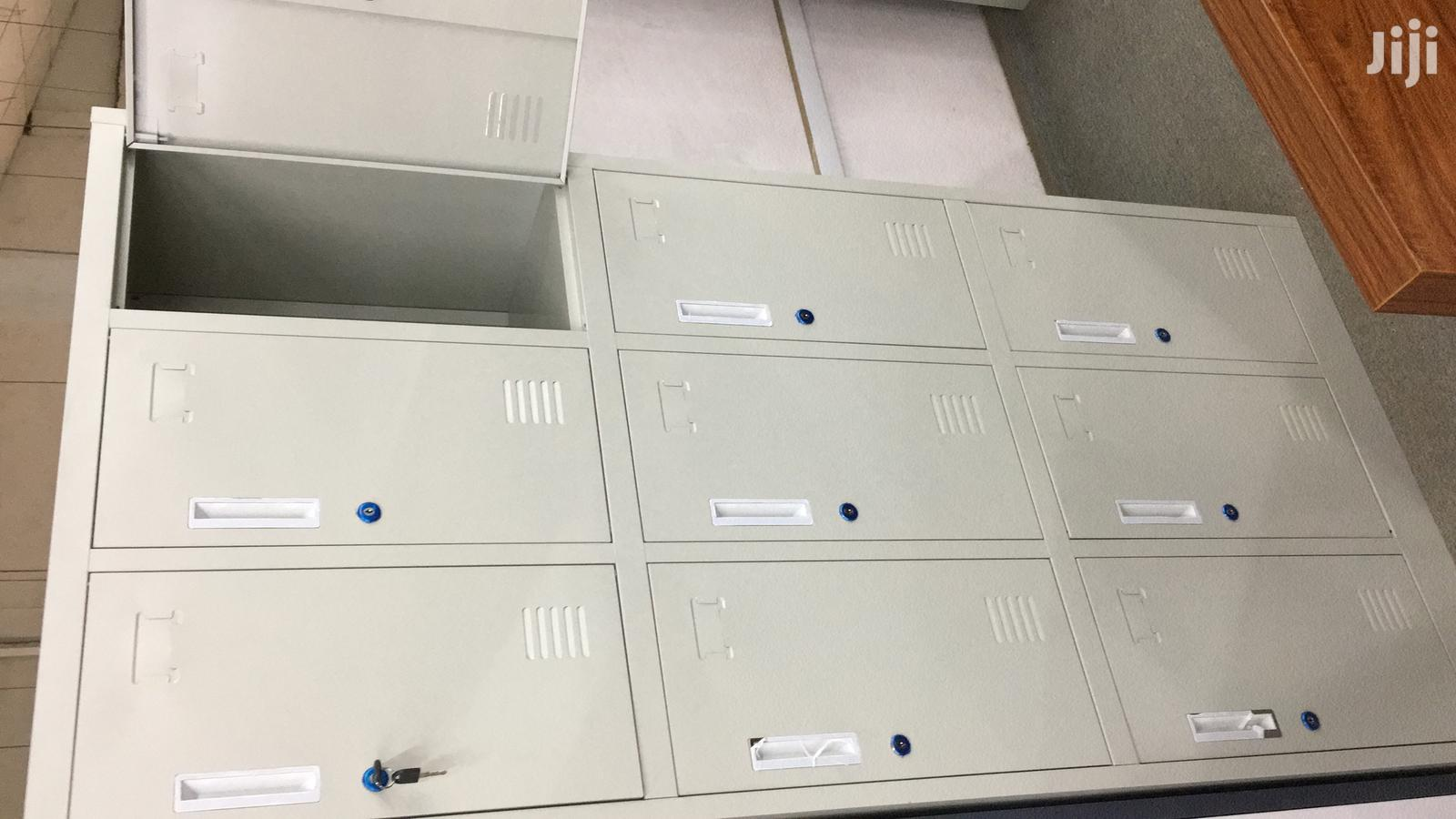 Office Cabinet 15 Lockers | Furniture for sale in Tema Metropolitan, Greater Accra, Ghana