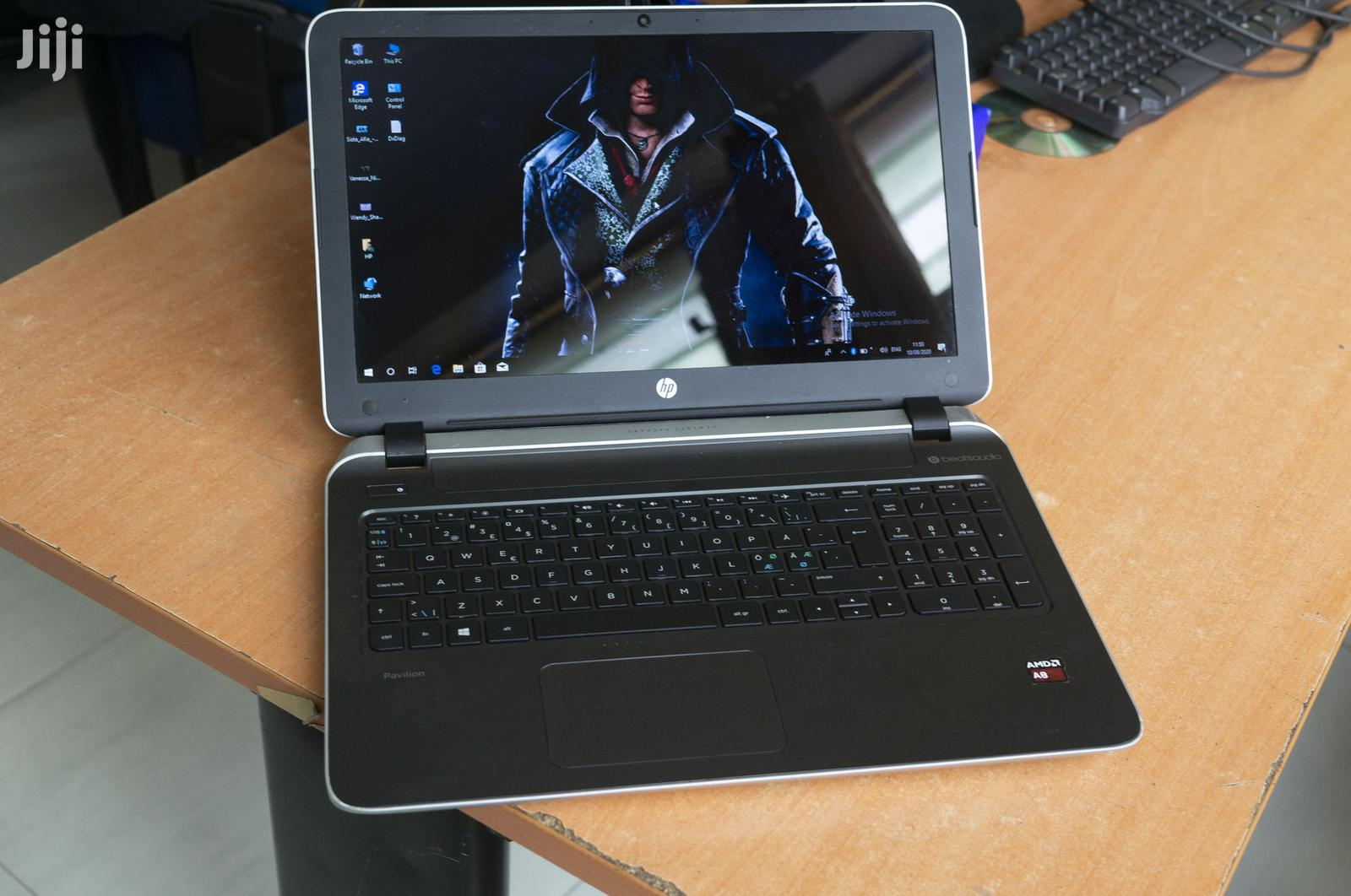 Archive: Laptop HP Pavilion 15 4GB AMD A8 HDD 500GB