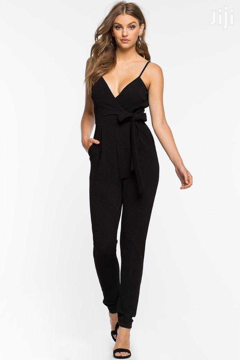 Archive: Ladies Jumpsuit And Long Top