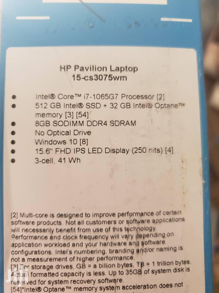 New Laptop HP Pavilion 15 8GB Intel Core i7 SSD 512GB | Laptops & Computers for sale in North Labone, Greater Accra, Ghana