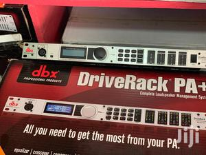 Dbx Driverack PA+ 2×6 PA Mgt. Processor With Display/Usb   Audio & Music Equipment for sale in Greater Accra, Accra Metropolitan