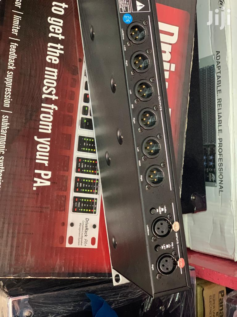 Dbx Driverack PA+ 2×6 PA Mgt. Processor With Display/Usb | Audio & Music Equipment for sale in Accra Metropolitan, Greater Accra, Ghana