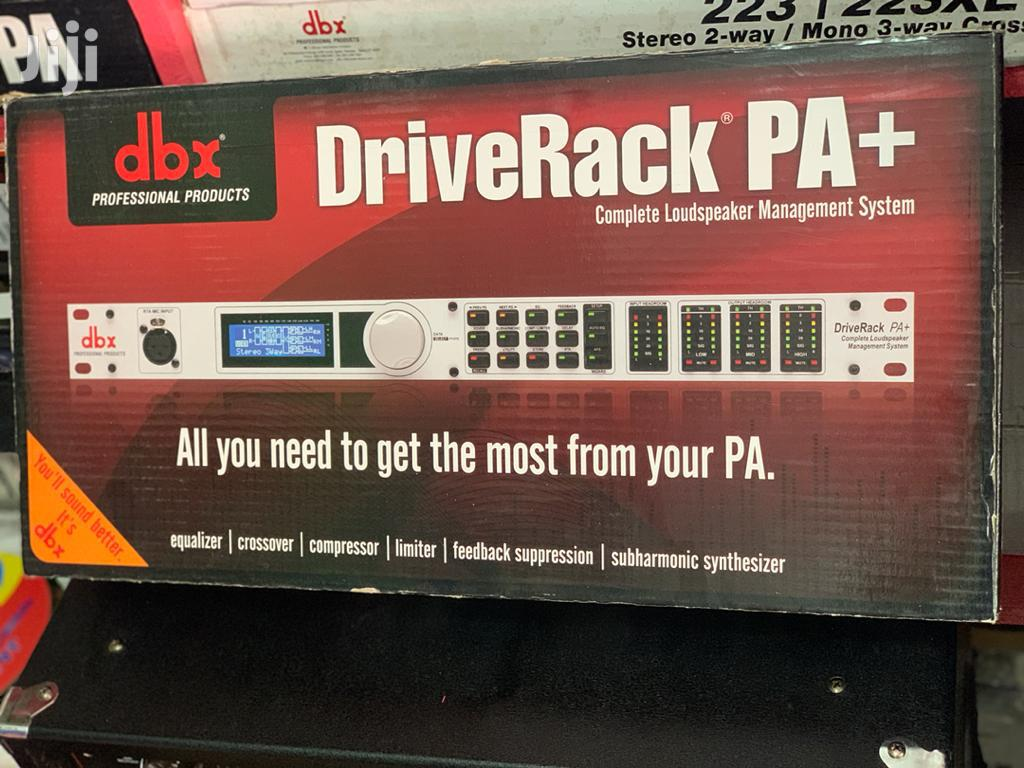 Dbx Driverack PA+ | Audio & Music Equipment for sale in Accra Metropolitan, Greater Accra, Ghana