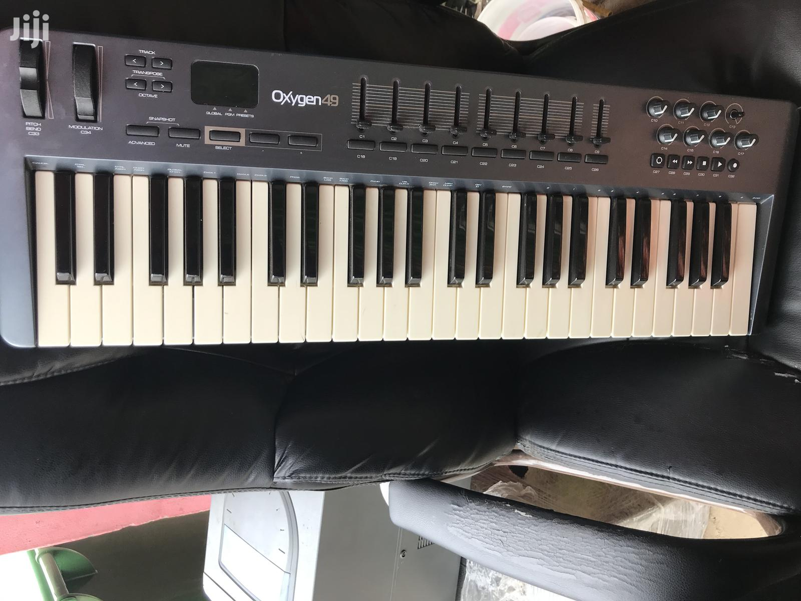 M Audio Oxygen 49 | Musical Instruments & Gear for sale in Accra Metropolitan, Greater Accra, Ghana