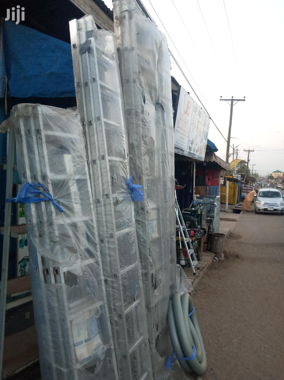 Pure Aluminium Ladders