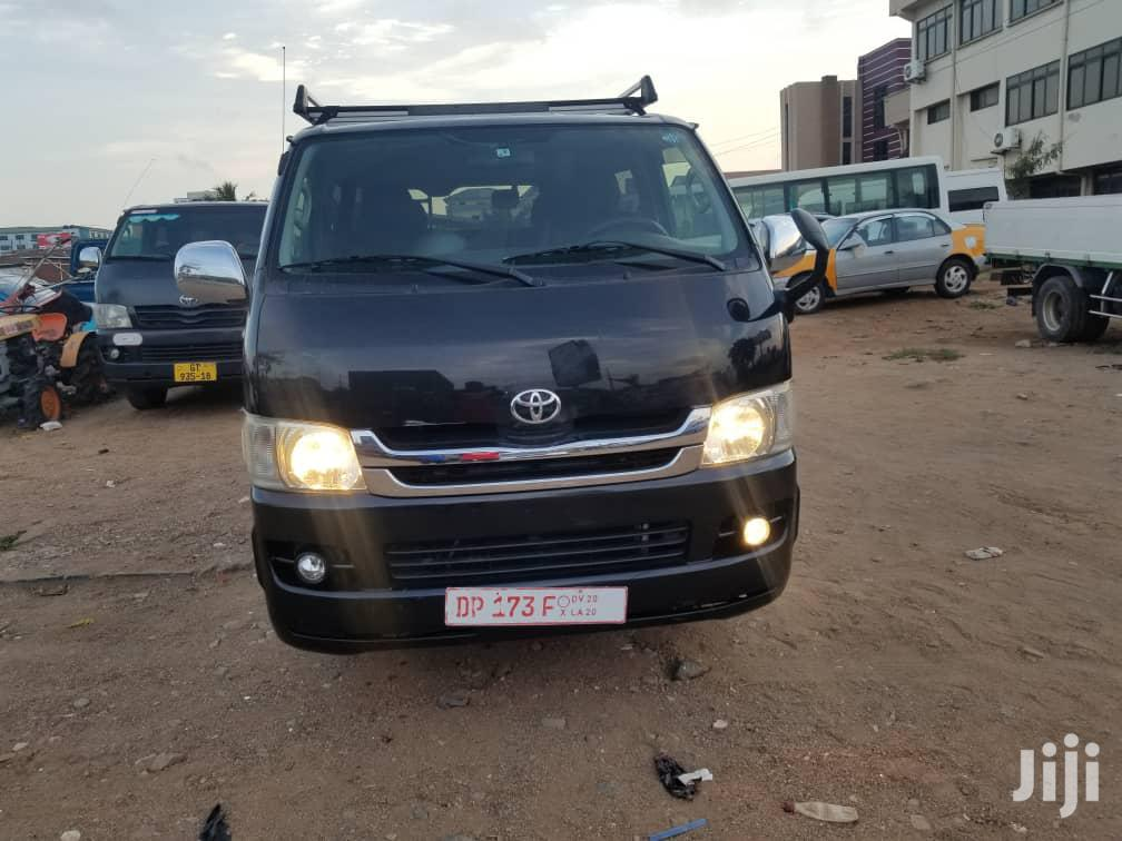 Toyota Haice 2011 | Buses & Microbuses for sale in Abossey Okai, Greater Accra, Ghana