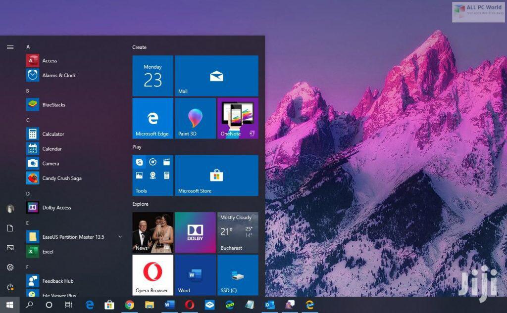Archive: Windows 10 Latest Version