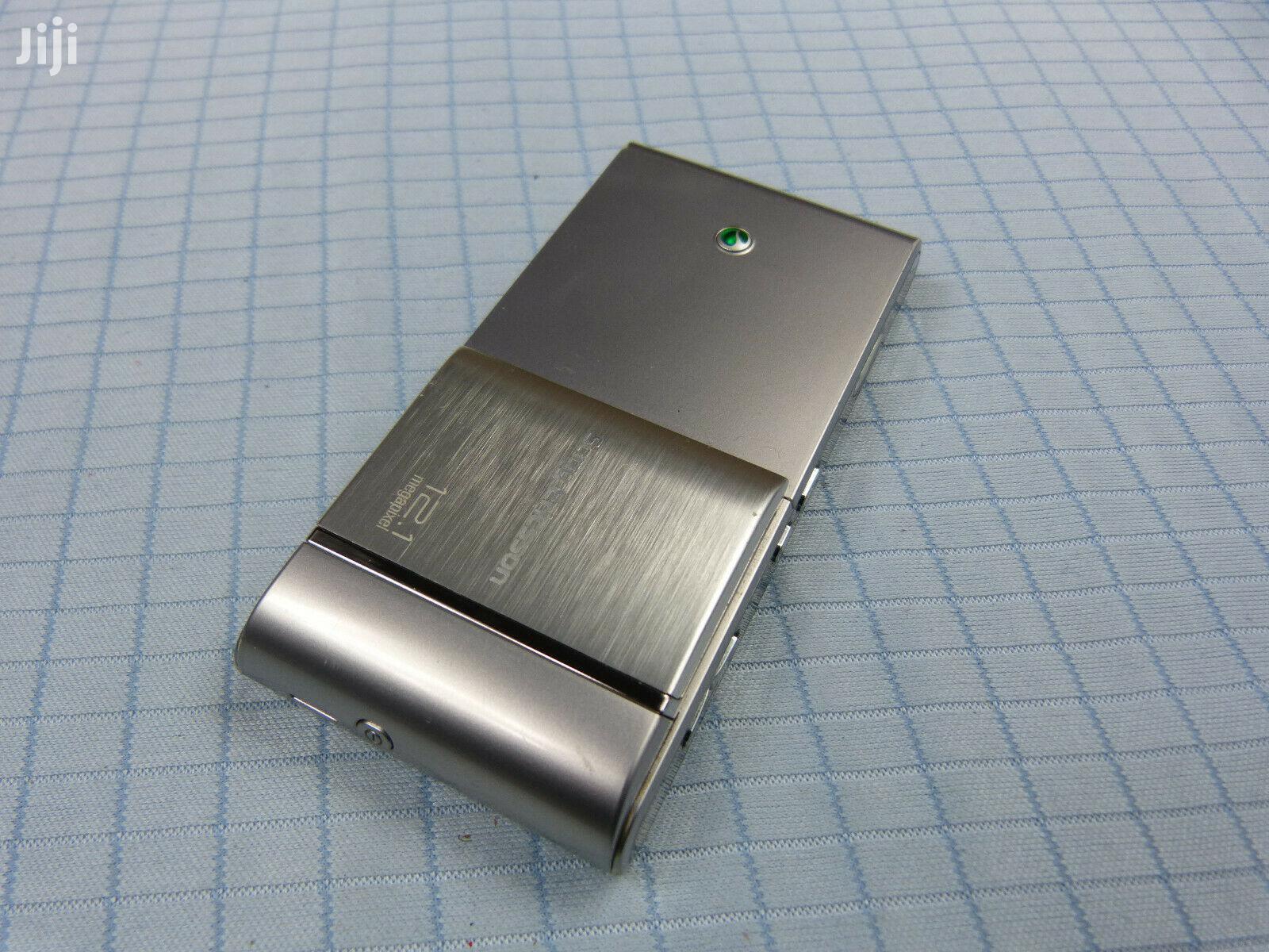 Sony Ericsson Satio (Idou) Black