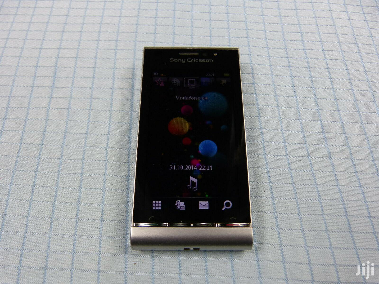 Sony Ericsson Satio (Idou) Black | Mobile Phones for sale in Accra Metropolitan, Greater Accra, Ghana