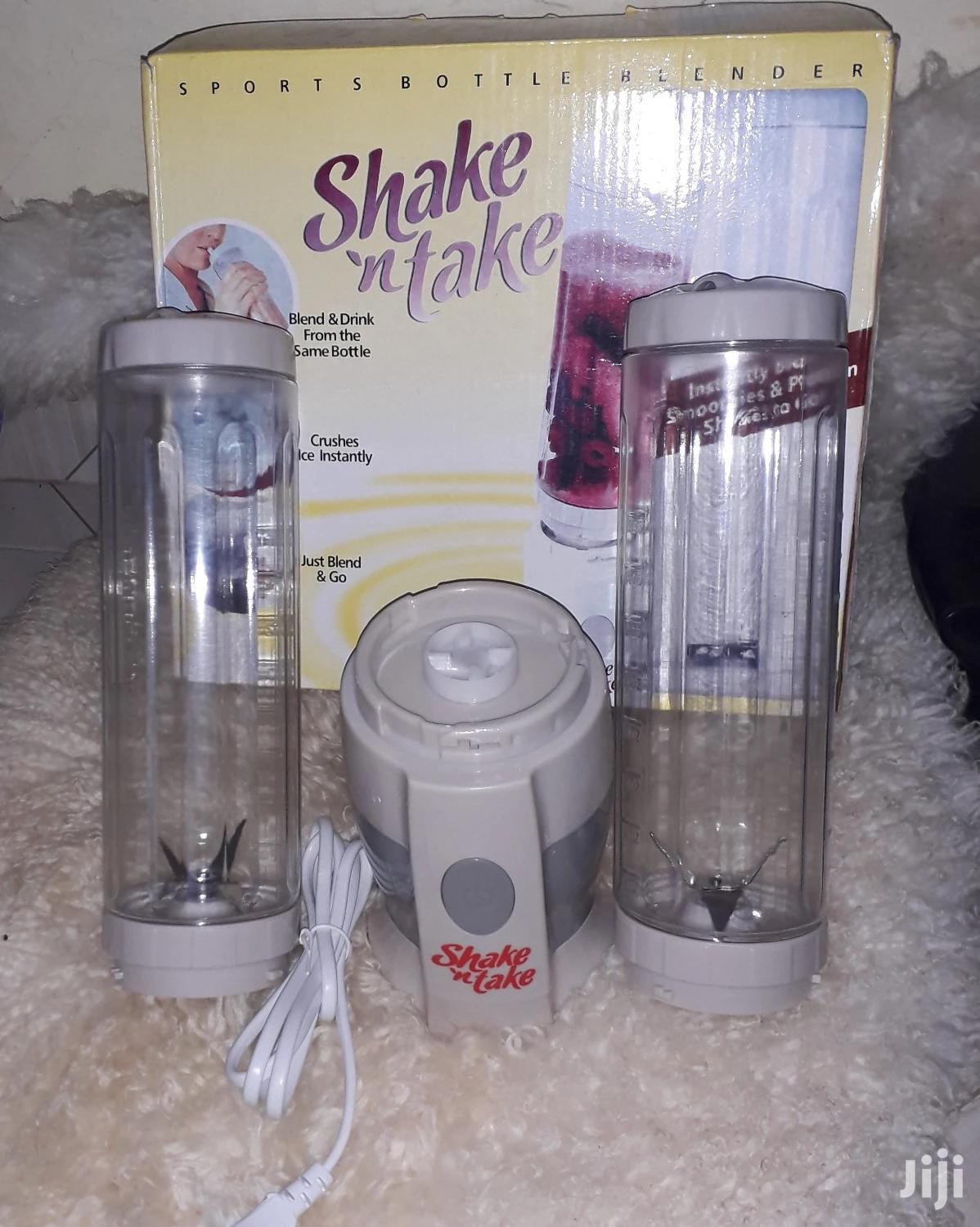 Shake N Take Smoothie Blender