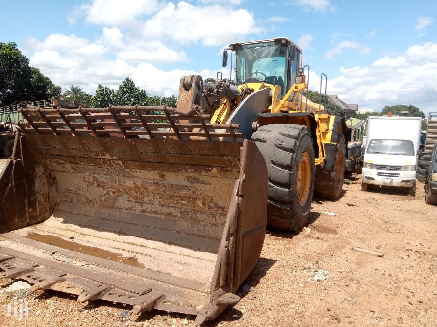 Heavy Wheel Loader Volvo 350F For Sale