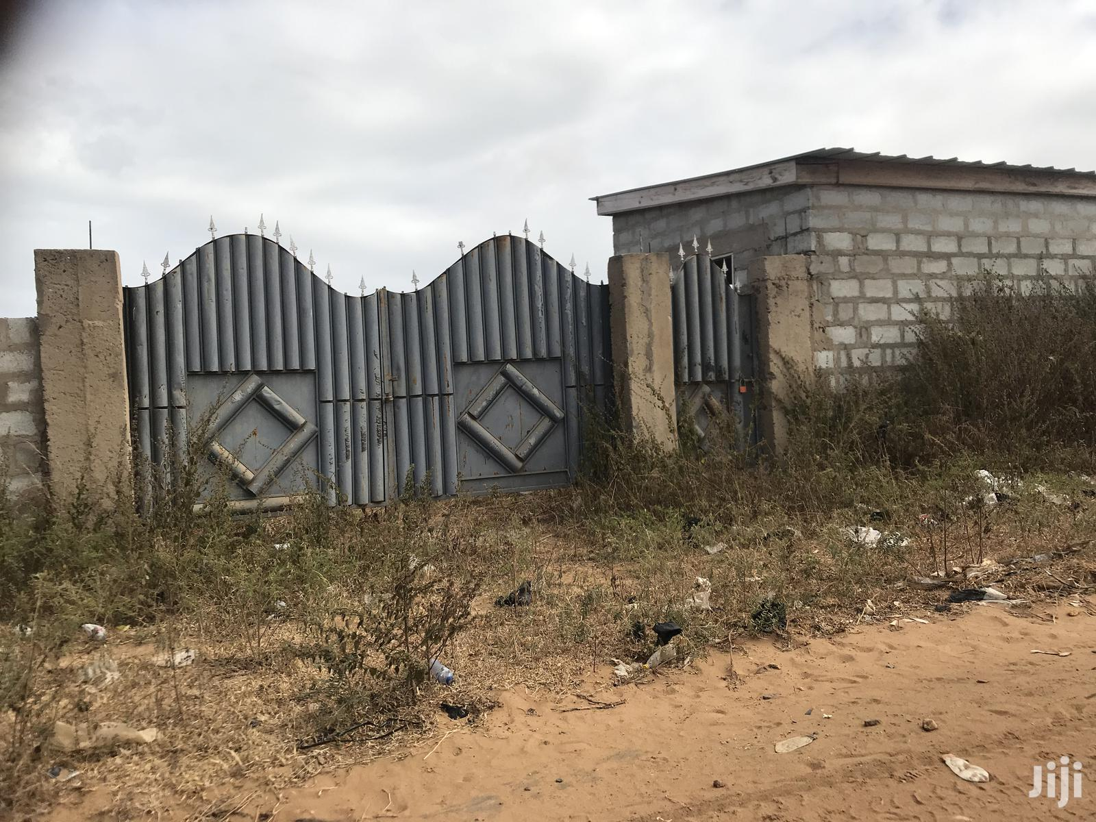 Lashibi 2 Plots of Land Walled Gated for Sale