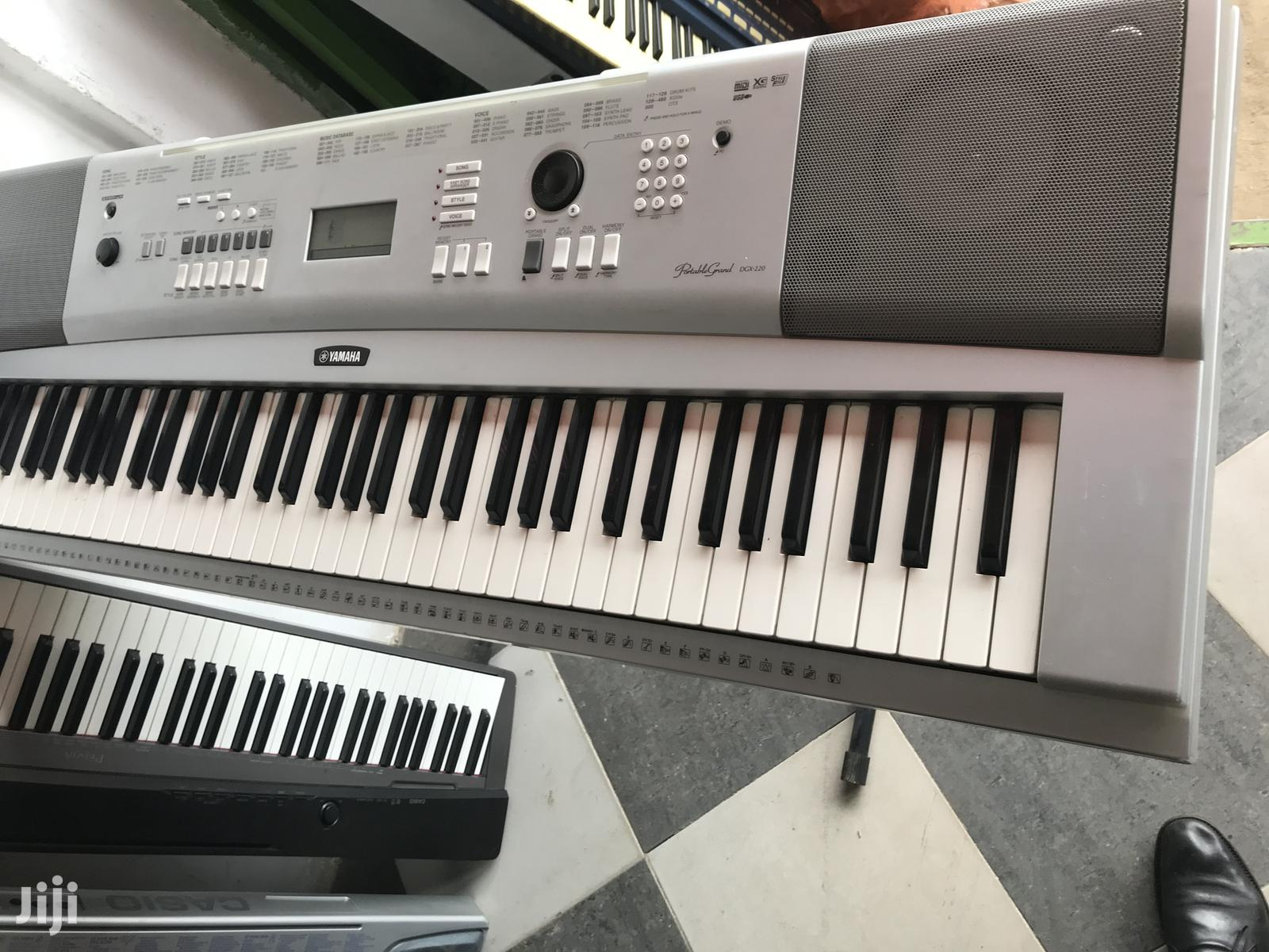 Yamaha Portable Grand DGX220 | Musical Instruments & Gear for sale in Accra Metropolitan, Greater Accra, Ghana