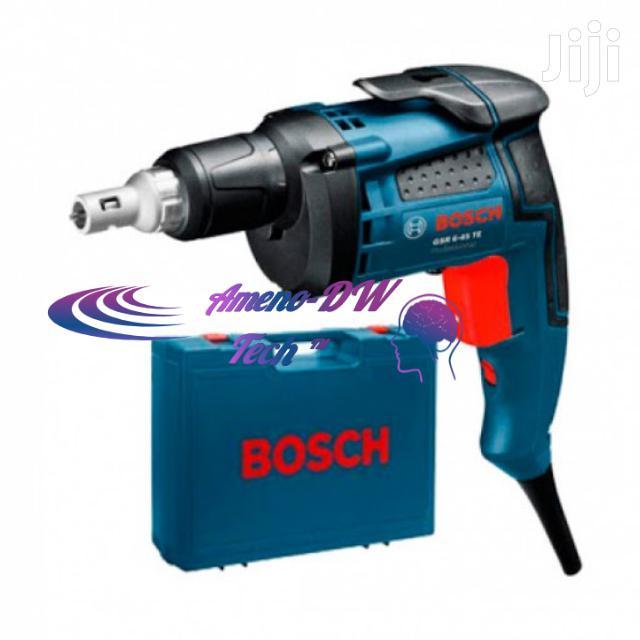 Bosch NAIL GUN (GSR 6-45 TE Pro Drywall Screwdriver)