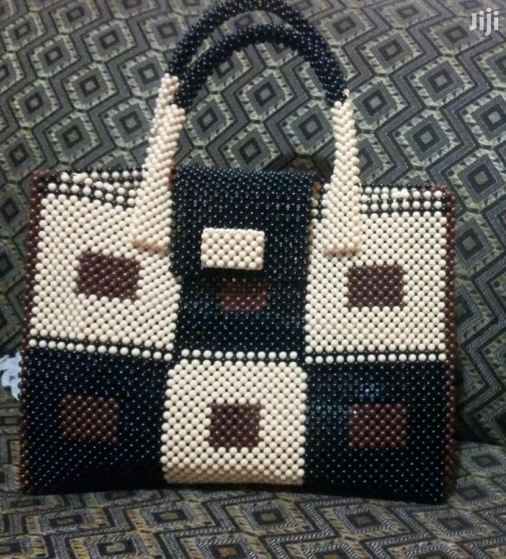 Archive: Beaded Handbag