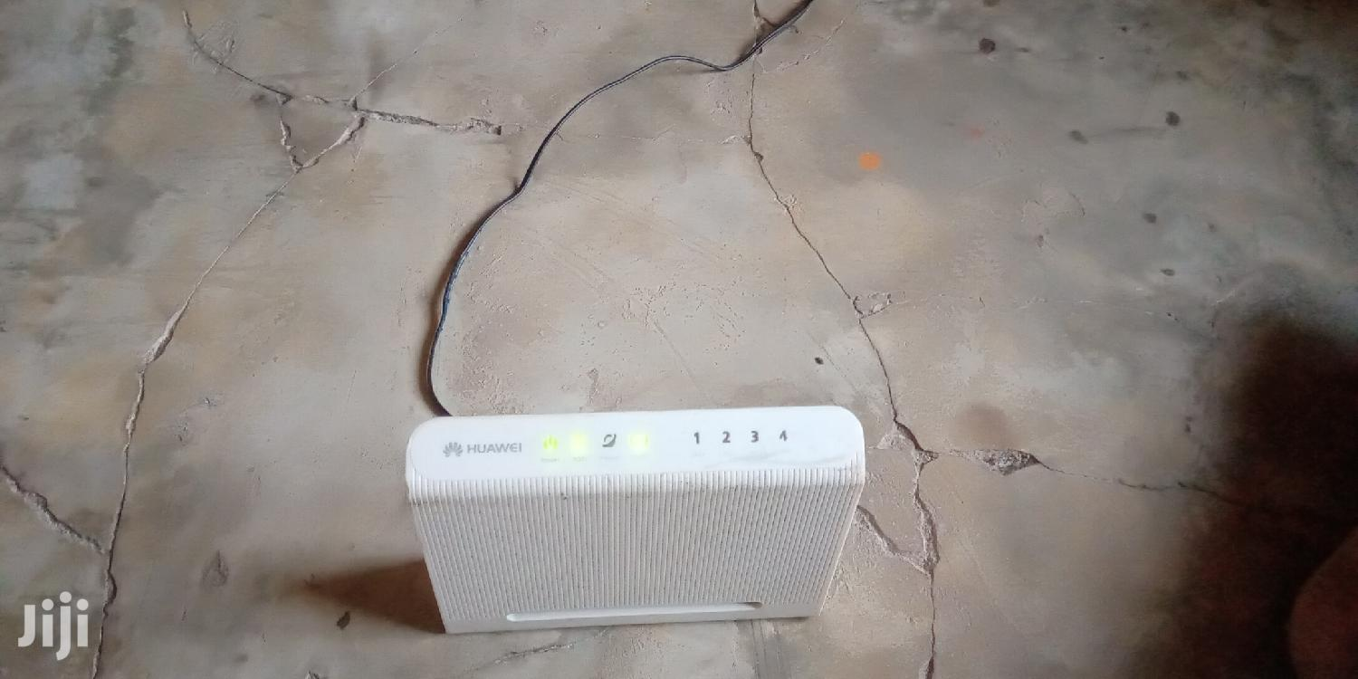 A Huawei Router For Which Doesn't Use SIM Card For Sale | Networking Products for sale in Ga South Municipal, Greater Accra, Ghana