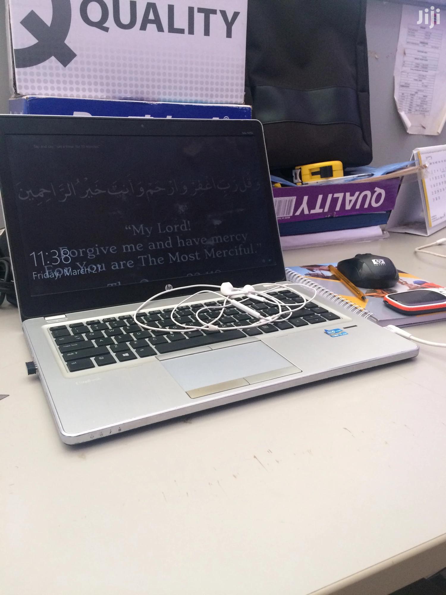Archive: Laptop HP EliteBook Folio 9470M 4GB Intel Core i7 HDD 500GB